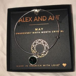 May Jewel Alex and Ani
